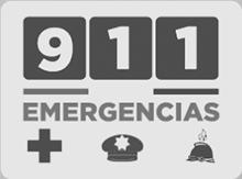 Enlace a la página de Emergencias 911
